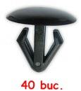 Set 370 buc. clipsuri prindere elemente Mitsubishi