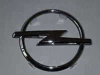 Emblema grila radiator Opel