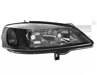 Far (negru) Opel