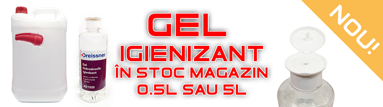 gel igienizant maini