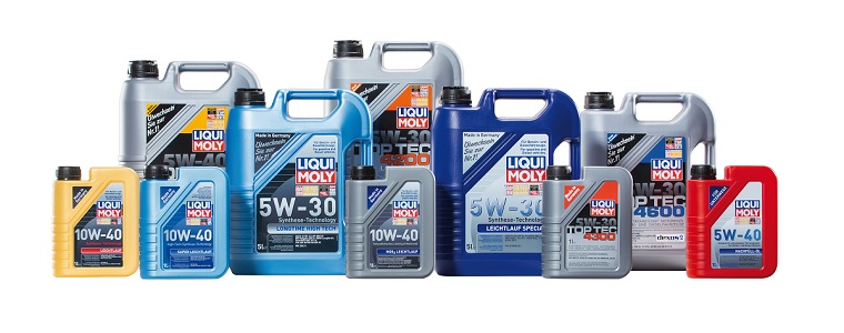 Liqui Moly 5w40 Low-Friction HC7 1L
