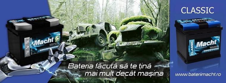 Acumulator (baterie) auto Macht Classic - 45 Ah