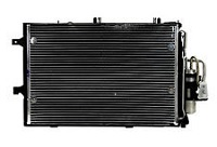 Radiator A/C (aer conditionat) Opel