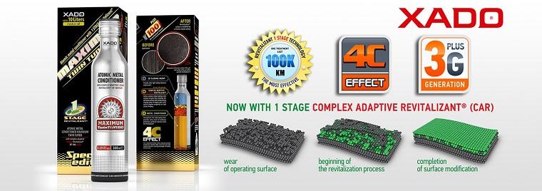 Tratament motor Xado 1 Stage Maximum AMC SUV (360 ml)