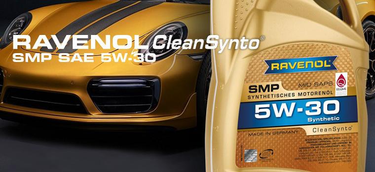 Ulei motor Ravenol SMP 5W30 5L