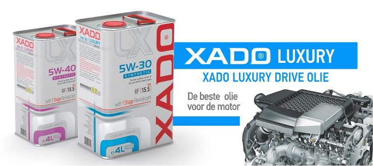 Ulei motor Xado 5W30 SN/CF Luxury Drive 1L