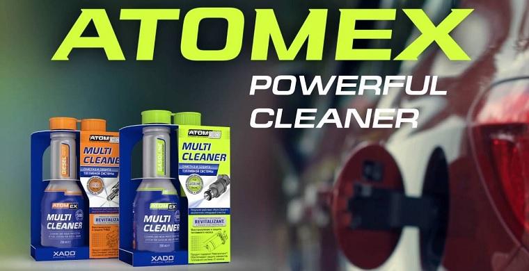 Aditiv benzina - Atomex Energy Drive Benzina 250 ml