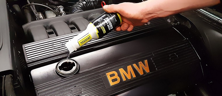 Solutie eliminare pierderi ulei motor - Xado