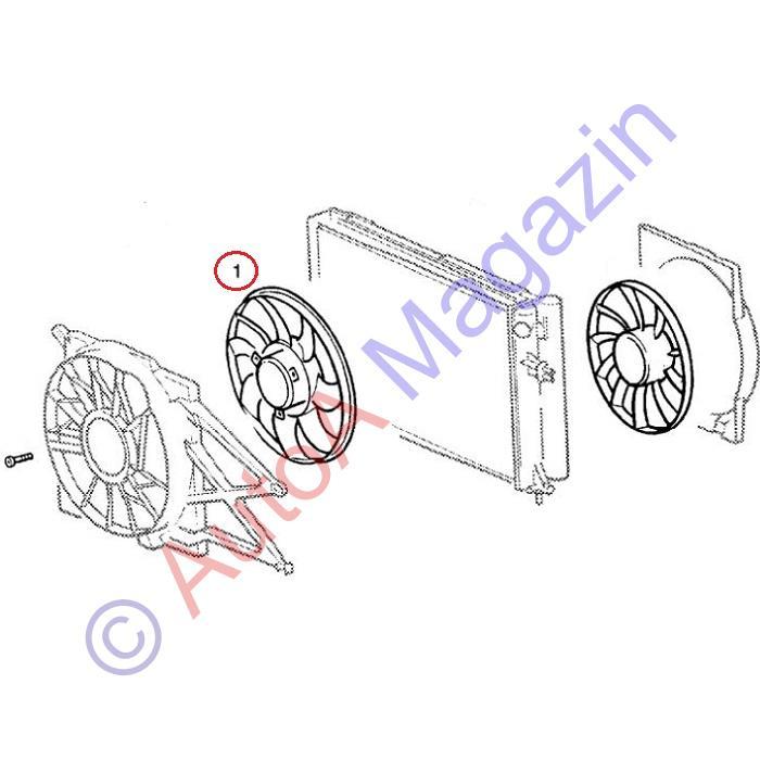 11 racire motor vectra c z18xe