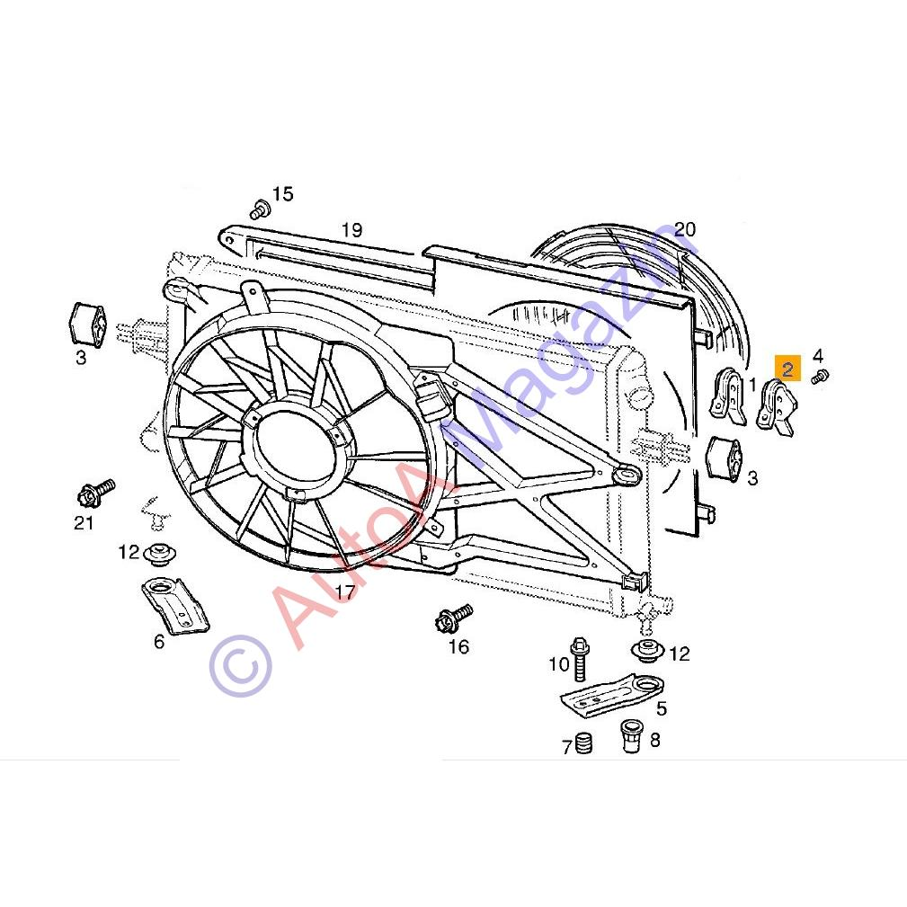 11 racire motor astra g y17dt