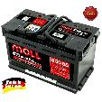 Acumulator auto Moll M3 Plus K2  85Ah / 710A