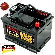 Baterie auto Moll Kamina Start 62Ah / 520A