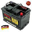 Baterie auto Moll Kamina Start 75Ah / 640A