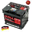 Baterie auto Moll M3 Plus K2  46Ah / 420A