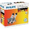 Set becuri halogen H4 Philips Vision 12V, 55/60W